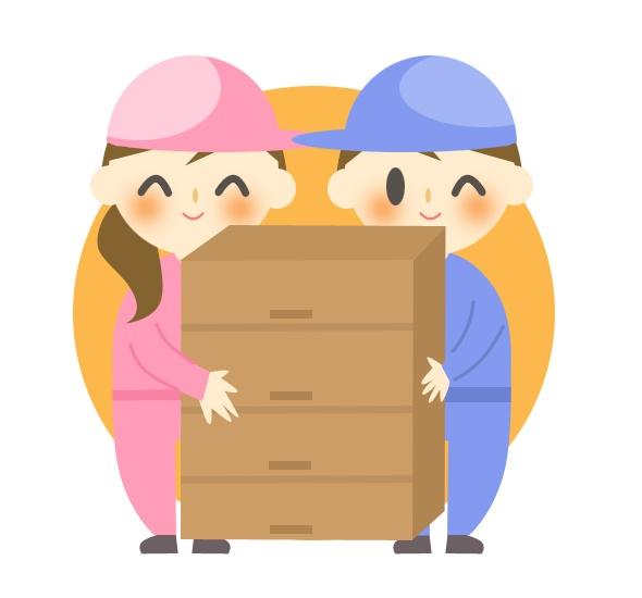 富田林市で家具移動のお仕事でした!